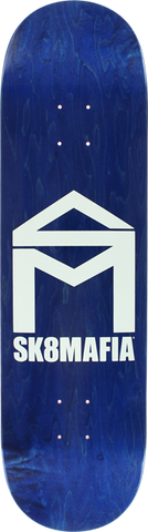 SK8MAFIA HOUSE LOGO STAINED DECK-8.6 ASST.STAIN