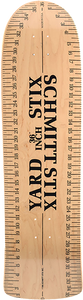 SCHMITT STIX YARD STICK DECK-9.62x36 NATURAL