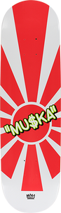 THE FOLKLORE PROJECT MUSKA RISING SUN DECK-8.0