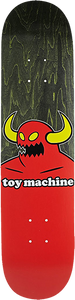 TOY MACHINE MONSTER LG DECK-8.12 ast.veneers