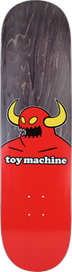 TOY MACHINE MONSTER DECK-8.38 BLACK STAIN