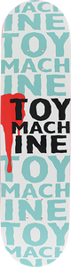 TOY MACHINE NEW BLOOD DECK-7.62