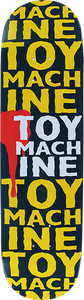 TOY MACHINE NEW BLOOD DECK-8.25