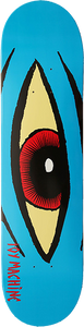 TOY MACHINE SECT EYE DECK-7.87 BLUE