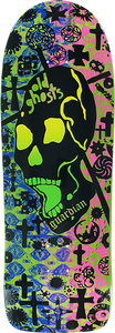 VISION OLD GHOST MC DECK10x30.25 LIME/BLU/PNK