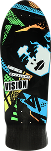 VISION ORIGINAL MG DECK-10x30 BLK/BLUE