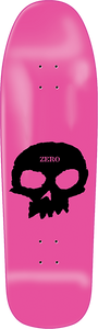 ZERO MISLED YOUTH SINGLE SKULL DECK-9.5x36 PNK/BLK