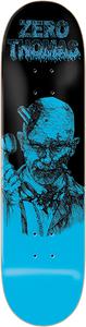 ZERO THOMAS ZOMBIE DECK-8.0 BLUE/BLK