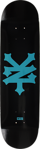 ZOO YORK BIG CRACKER MIDNIGHT DECK-8.25 BLK/BLUE