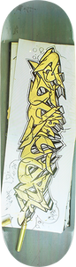 ZOO YORK BLACK BOOK DECK-8.5