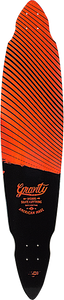 GRAVITY PINTAIL BIRD LINES ORG DECK-9.25x45