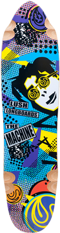 LUSH MACHINE 80'S DECK-9.87x38/24.25-25wb