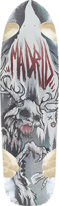 MADRID SKATEBOARDS WENDIGO DECK-9.62x38.25 LEGENDARY LOGO