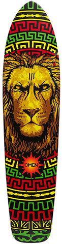 OMEN DREADED LION DECK-9.5x40