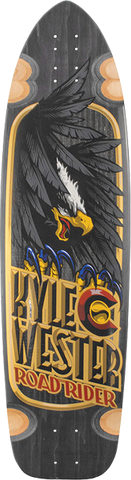 ROAD RIDER WESTER BORN FREE DECK-10.11x37.16