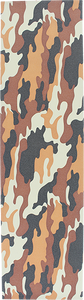 FKD GRIP SINGLE SHEET BROWN/ORG CAMO
