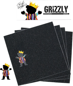 GRIZZLY GRIP SQUARES GUSTAVO SIGNATURE PACK