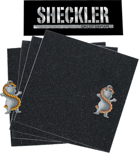 GRIZZLY GRIP SQUARES SHECKLER SIGNATURE PACK