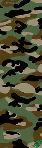 MOB GRIP CAMO GREEN GRIP SHEET