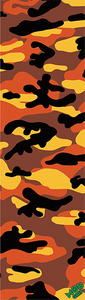 MOB GRIP CAMO ORANGE GRIP SHEET