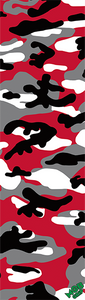 MOB GRIP CAMO RED GRIP SHEET
