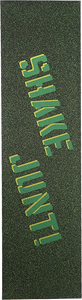 "SHAKE JUNT SINGLE SHEET MAGIC CARPET SPRAYED GREEN 9""x33"""