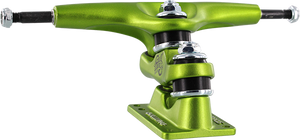 GULLWING TRUCKS SIDEWINDER II 10.0 LIME GREEN TRUCK