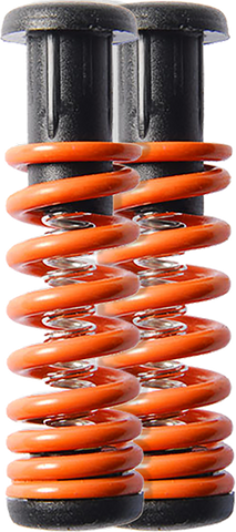 SEISMIC G5 SPRINGS SUPER LIGHT-ORANGE 2pcs