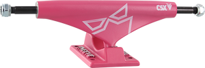 THEEVE TITANIUM TRUCK CO CSX 5.85 PINK/WHT