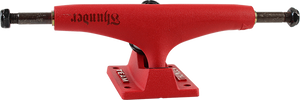 THUNDER TRUCKS TEAM FULL DIP SCRIPT 147 RED