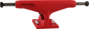 THUNDER TRUCKS TEAM FULL DIP SCRIPT 148 RED