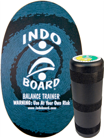 INDO DECK/ROLLER KIT BLUE