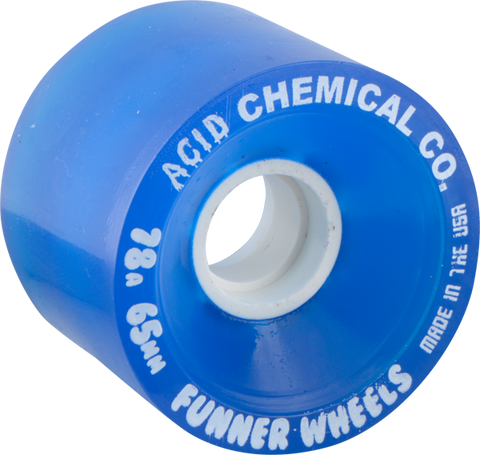 ACID CLASSIC CUTS 65mm 78a BLUE
