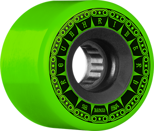BONES ATF ROUGH RIDER TANK 56mm 80a GRN