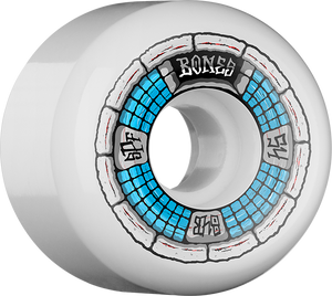 BONES SPF DEATHBOX 54mm 84B WHITE/BLUE