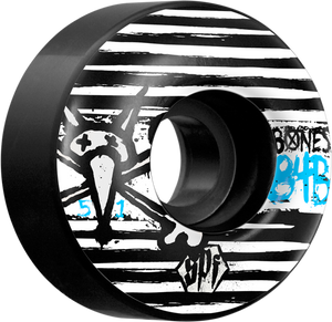 BONES SPF STROKES 51mm BLACK