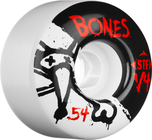 BONES STF STANDARD V4 SERIES 54mm