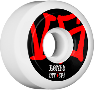 BONES STF V5 ANNUALS BOLD 54mm WHITE