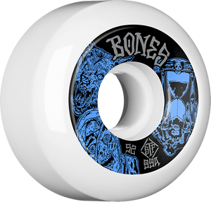 BONES STF V5 EASY STREETS TIME BEASTS 52mm WHT