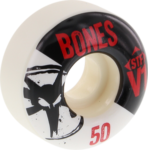 BONES STF SKINNY V1 SERIES 50mm WHITE