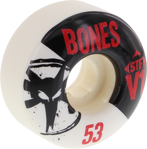 BONES STF SKINNY V1 SERIES 53mm WHITE