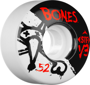 BONES STF SLIM V3 SERIES 52mm