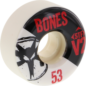 BONES STF THIN V2 SERIES 53mm