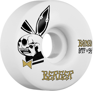 BONES BERGER STF V3 PLAYBONES 54mm WHITE