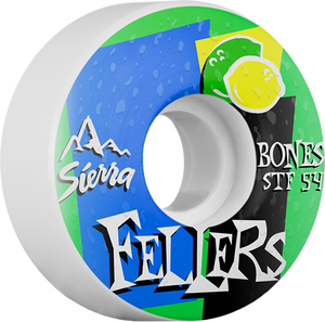 BONES FELLERS STF MIST 54mm WHITE