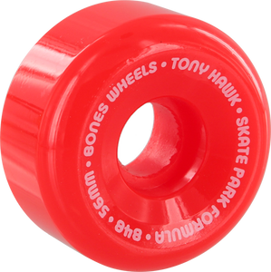BONES HAWK SPF MINI CUBE 56mm RED/WHT