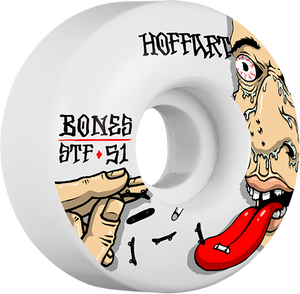 BONES HOFFART STF ADDICTED 51mm