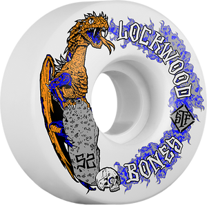 BONES LOCKWOOD STF V3 DRAGON 52mm