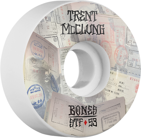 BONES MCCLUNG STF PASSPORT 53mm