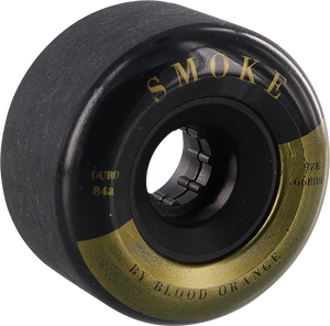 BLOOD ORANGE SMOKE 66mm 82a BLK/GOLD